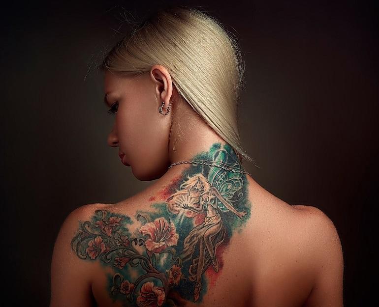 Jaki Tatuaz Wybrac Dla Siebie Epytaniapl Pytania Porady